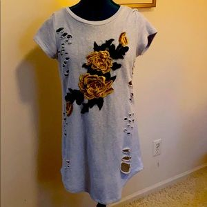 Hippy laundry! Soooocute sweatshirt/dress